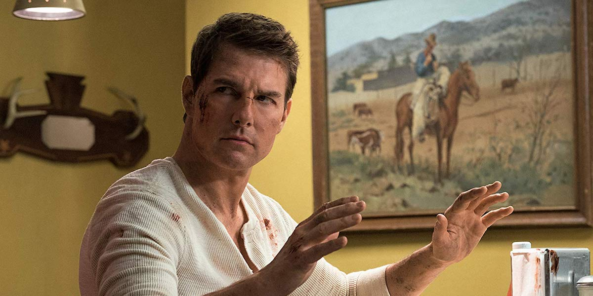 Jack Reacher Author Says Tom Cruise Is Too Old For Action Movies: 'He Needs To Move On'