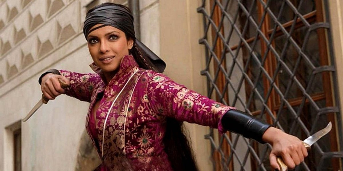Priyanka Chopra Jonas in The Legend of Drona