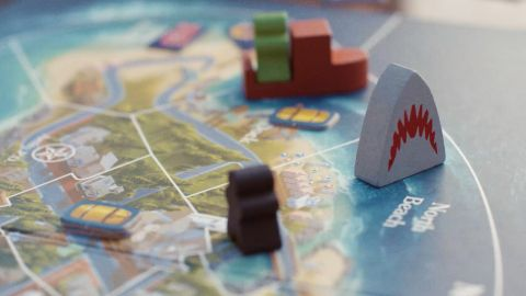 Jaws board game review