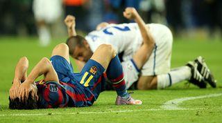 Barcelona Inter Milan 2010