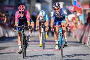 Mark McNally pipped to Eneco Tour stage win as escape group defies peloton