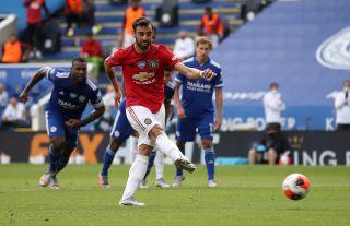 Leicester City v Manchester United – Premier League – King Power Stadium