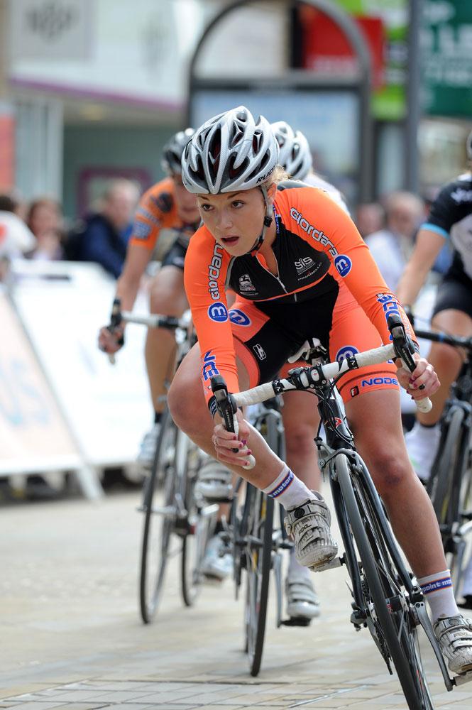Lucy Garner, Tour Series 2011, round 3
