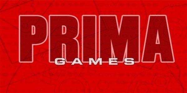 Prima Games Logo