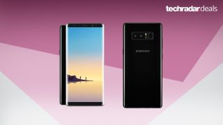Samsung Galaxy Note 8 Amazon Prime Day Deal