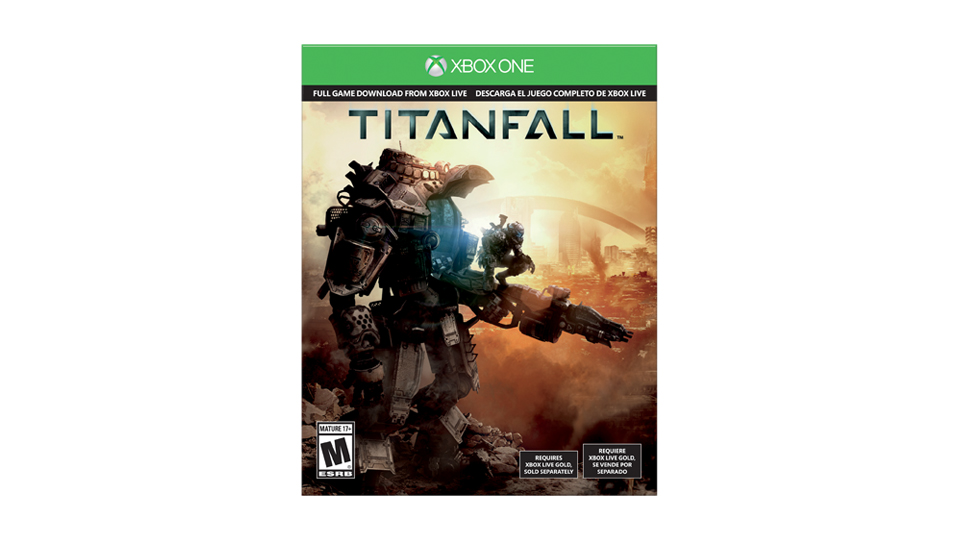 Titanfall Xbox One Console Bundle Includes Free Digital Copy