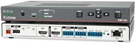 Extron H.264 Streaming Media Player