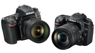Nikon D750 vs D7500