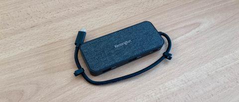 Kensington SD1650P USB-C 4K Portable Docking Station