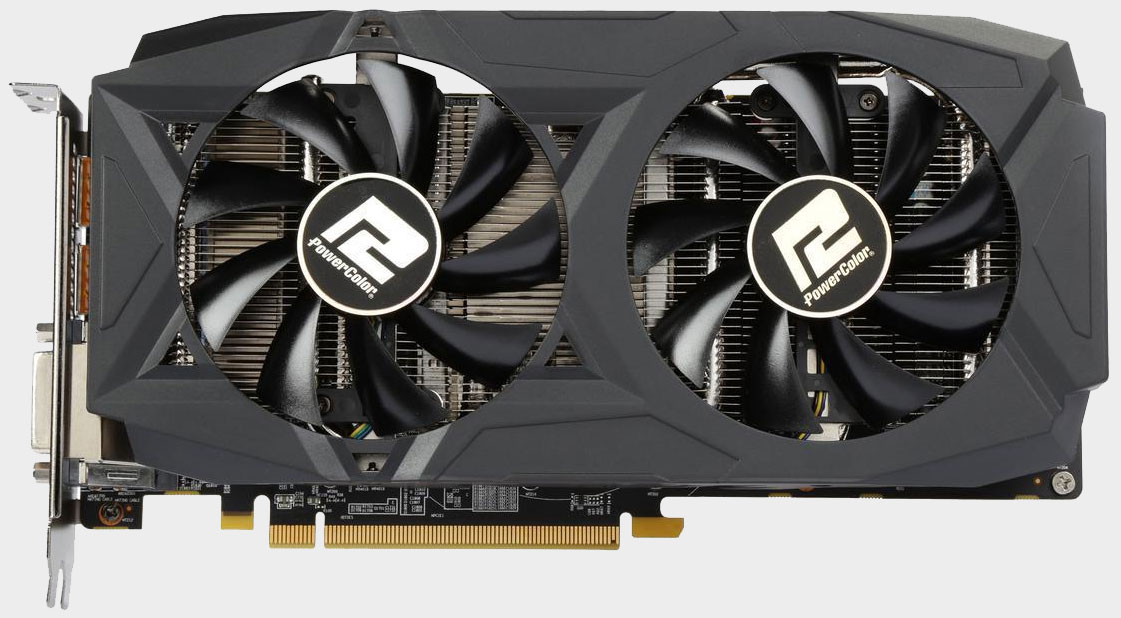 Grab this Radeon RX 580 8GB and two free games for $169 | PC