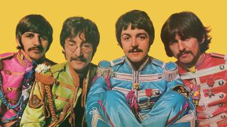 Cover art for Sgt. Pepper