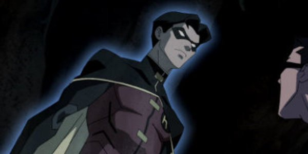 Is Young Justice: Outsiders