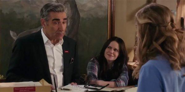 schitt's creek Season 5 cast screenshot promo