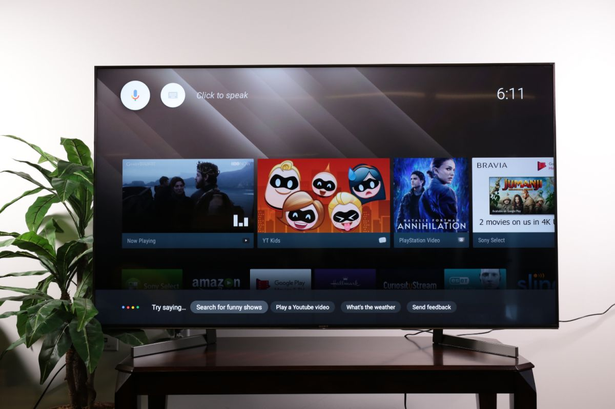 How to set up Google Assistant on your Sony Android TV
