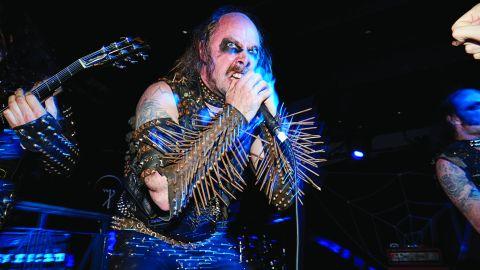 Cover art Nifelheim/Craven Idol/Funeral Throne at The Underworld, London - live review