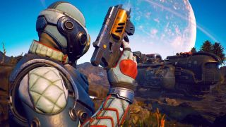 Here's exactly when you can start playing The Outer Worlds