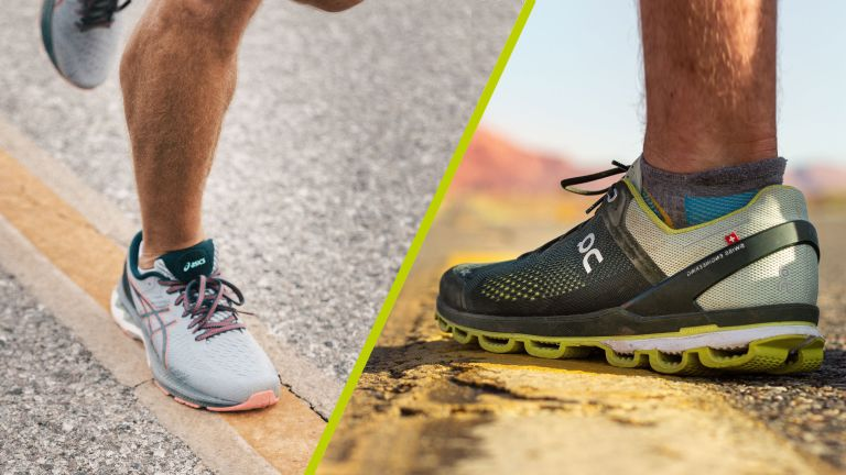 trail shoes vs running shoes: what do you need?