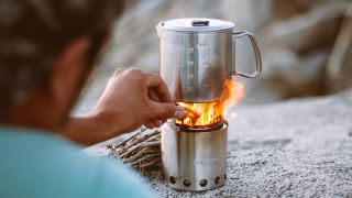 Best camping stoves: Solo Stove