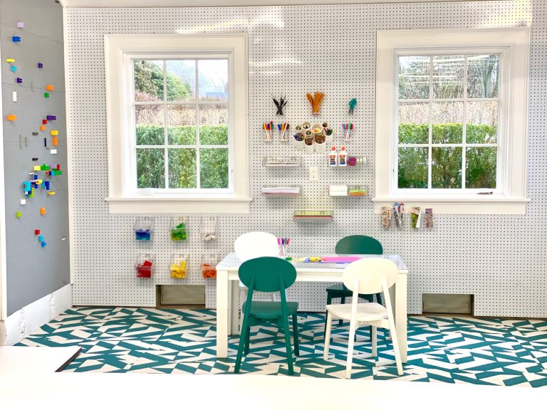 smart playroom design