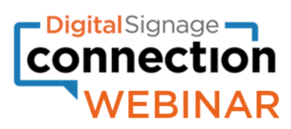 Today: Making Digital Signage Greener Webinar