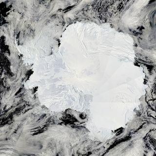 Antarctica, glacier, sea ice, melt