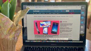 MacBook Pro with macOS Big Sur