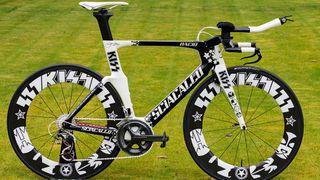 The Kiss bike