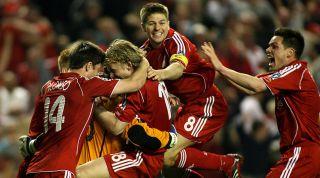 Liverpool Chelsea 2007