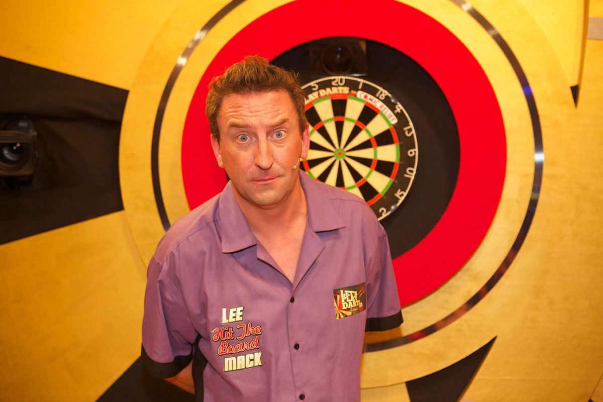 lee mack comedian