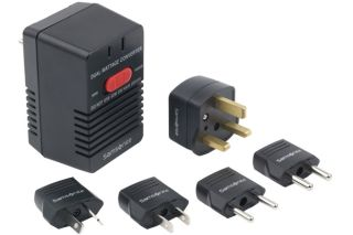 recall, Samsonite, dual-wattage travel converter kits
