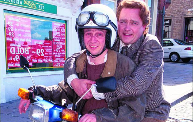 The all-killer, no-filler series dreamt up by Charlie Higson and Paul Whitehouse was known, appropriately, as Brilliant in the USA.