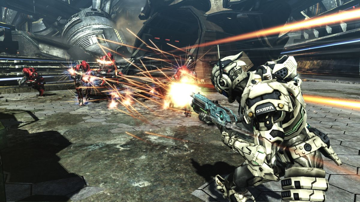 Why Knee Sliding Shooter Vanquish Is Due A Ps4 Hd Remaster