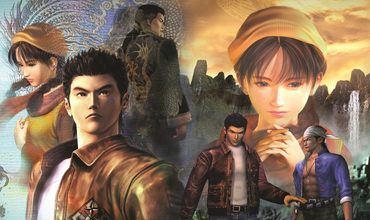 Shenmue re-releases were planned before third game reveal, says Sega exec