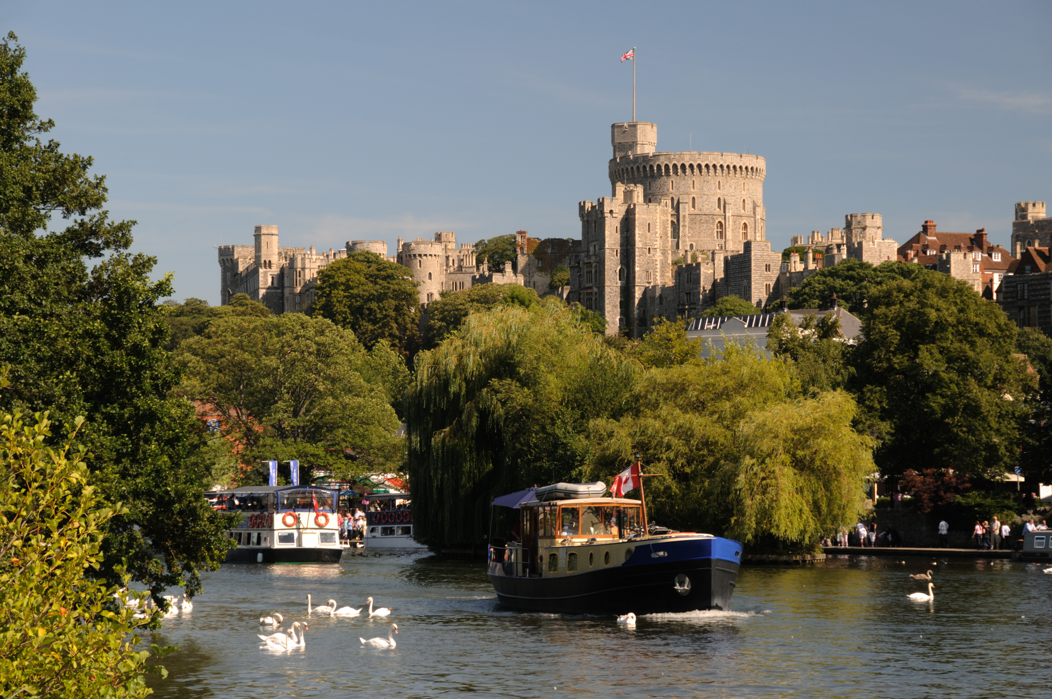 Windsor Castle: take a look at the historic building the Queen calls home