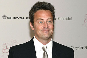 Matthew Perry hints at 'Friends' reunion
