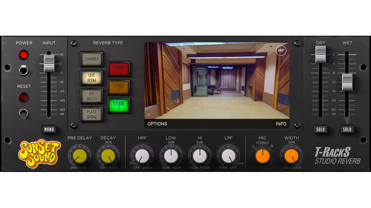 IK Multimedia's new reverb puts Sunset Sound studio spaces in your DAW