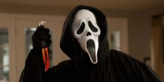 Ghostface from the Scream franchise