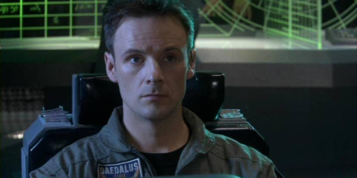 Kirby Morrow as Dave Kleinman on Stargate Atlantis