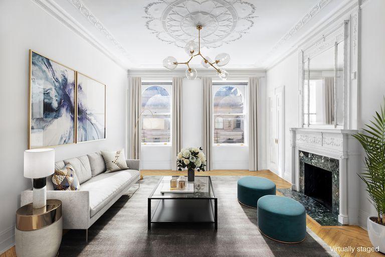 Jennifer Hudson's New York apartment