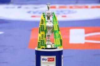 EFL Championship trophy
