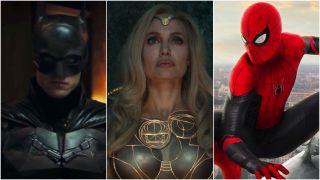 New superhero movies