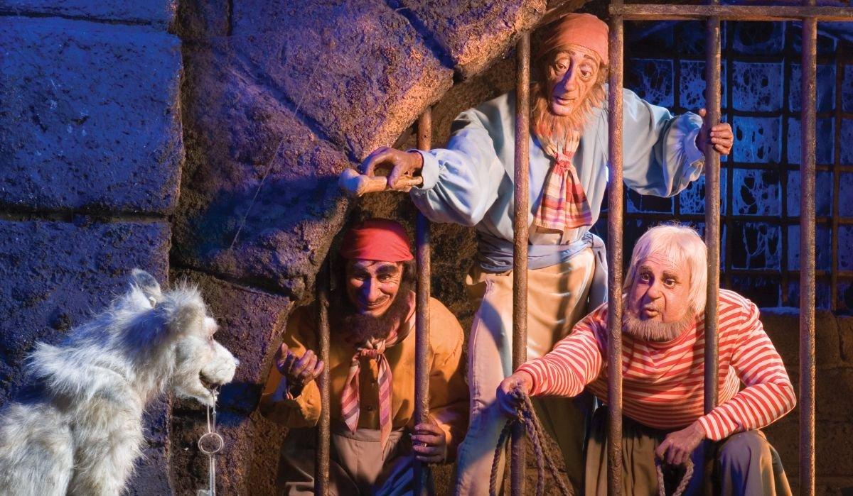 Yo-Ho (A Pirates Life For Me)