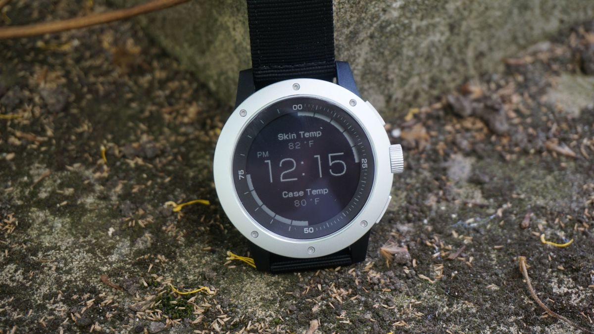 Matrix powerwatch review techradar for Matrix powerwatch