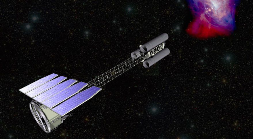 SpaceX Wins Contract to Launch NASA Small Astrophysics Mission