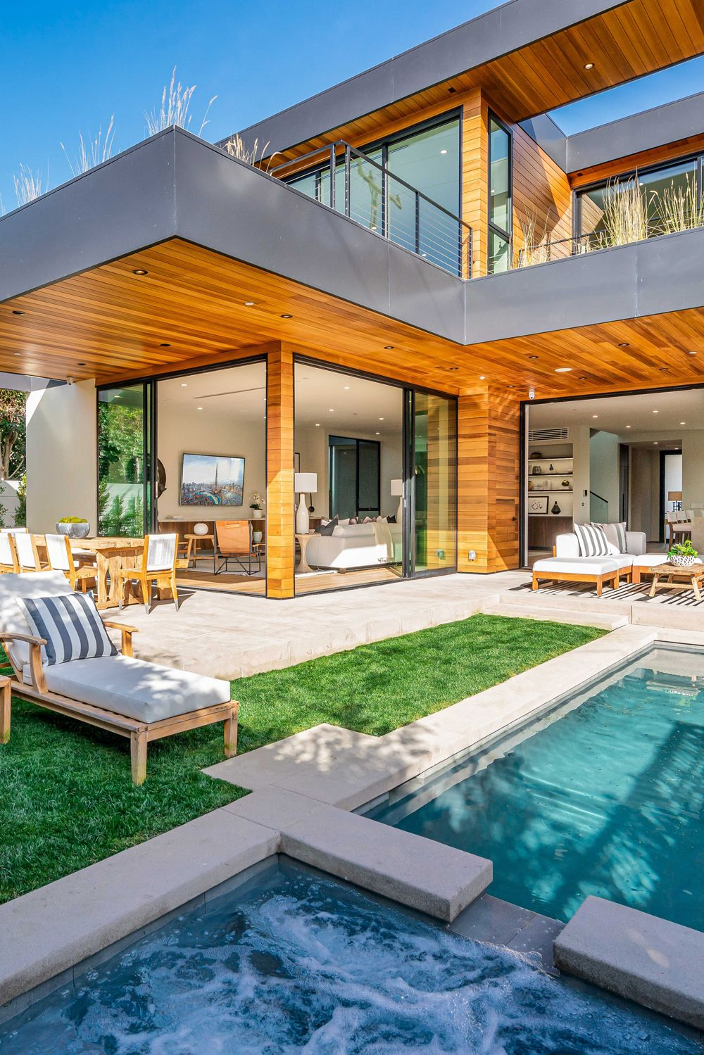 Tour of John Legend and Chrissy Teigen's Swish Abode