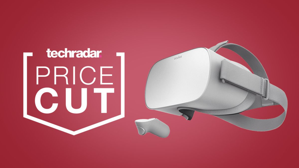These Oculus Go deals make for a stupidly cheap VR headset in early Boxing Day sales