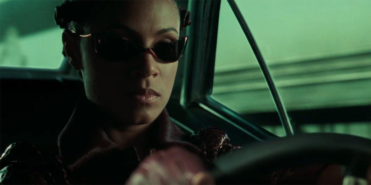 Niobe in The Matrix Reloaded