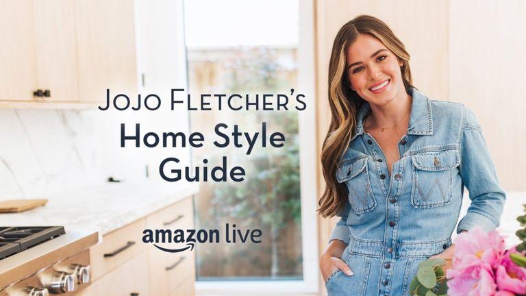 JoJo Fletcher for Amazon Live