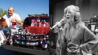 TikTok Ocean Spray guy and Stevie Nicks