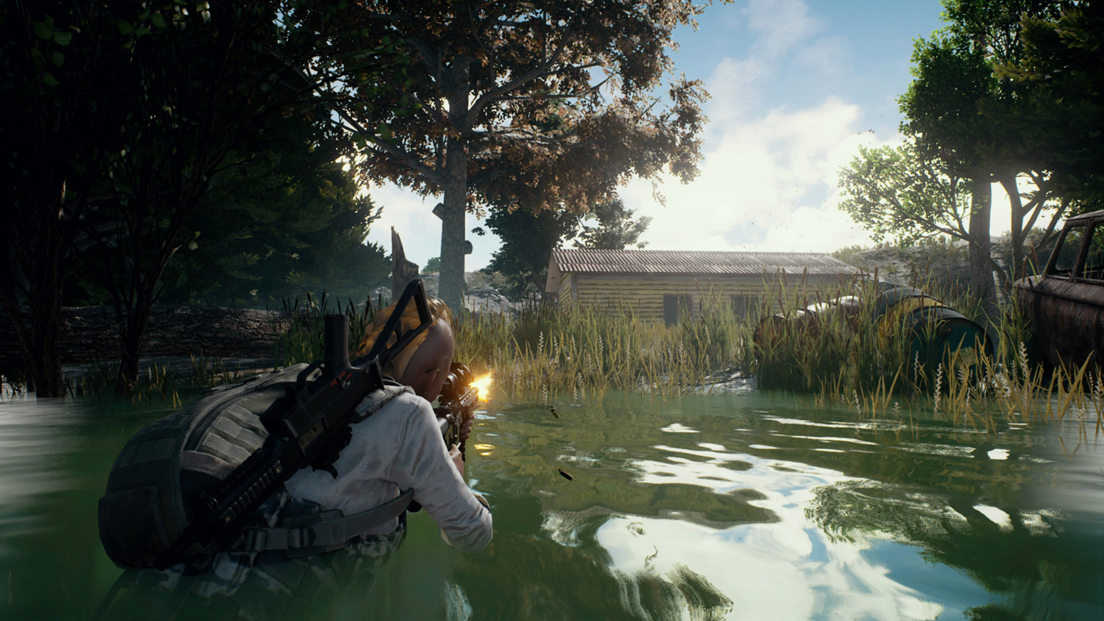 Playerunknowns Battlegrounds Is Having A Free To Play Weekend Soon